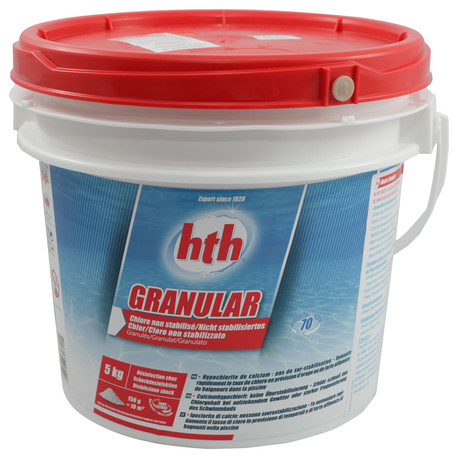 Chlorgranulat hth GRANULAR (nichtstabilisiert)