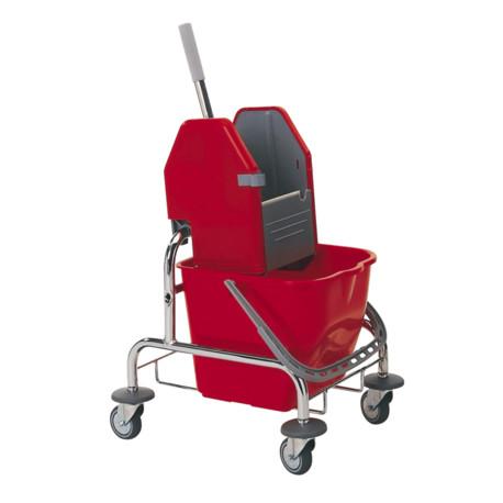 Chariot simple de nettoyage 15 L