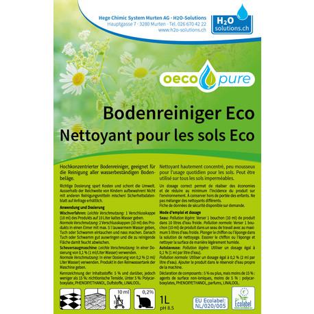 Nettoyant Eco pour les sols