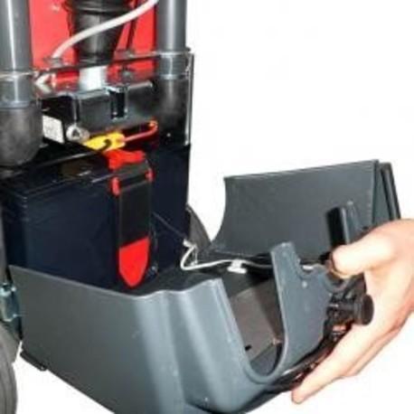 RA395 IBC – batteriebetriebe Scheuersaugmaschinen