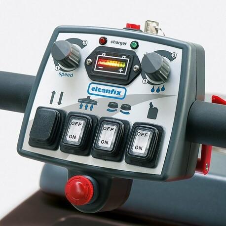 RA605 2 SEV CADS- Scheuersaugmaschinen batteriebetrieben